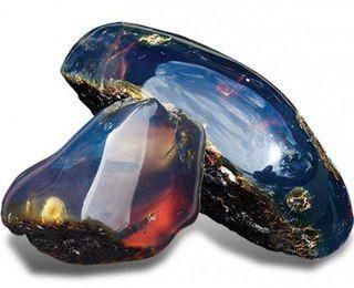 Знаете ли вы, что существует синий янтарь? #blueamber #янтарь #украшенияизкамня #бижутерия #натуральныекамни #amber #amberbijouterie #bijouterie #бижутерияручнойработы