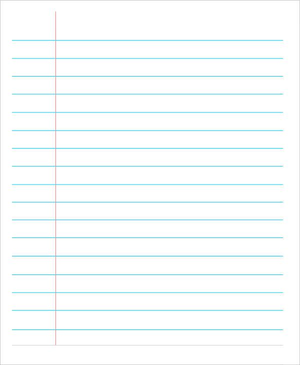 Lined Paper Pdf Check More At Https Cleverhippo Org Lined Paper Pdf