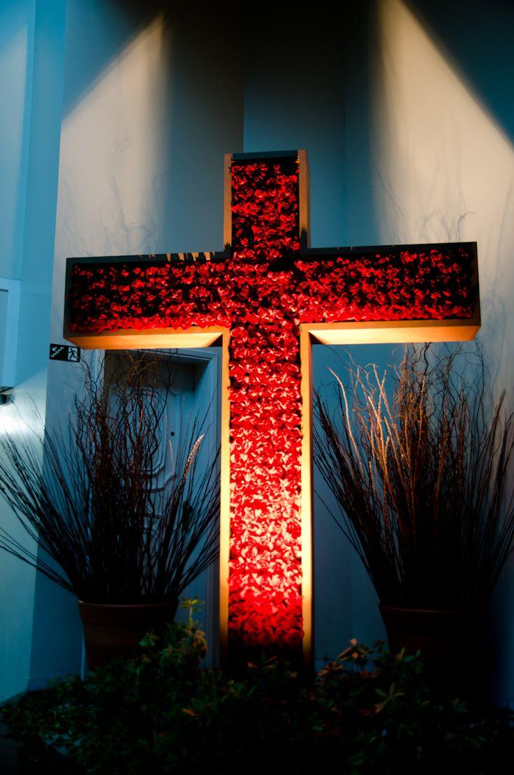 Decoração de Páscoa | Decoração de Igreja | Pinterest ...