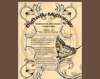 This listing is for one 8.5  x 11 digital download of BAT MYTHOLOGY Book of Shadows page.