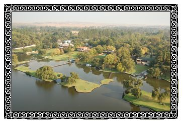 Cruise-n-Snooze Airial Photograph - rent  a houseboat for the weekend and explore the Vaal.