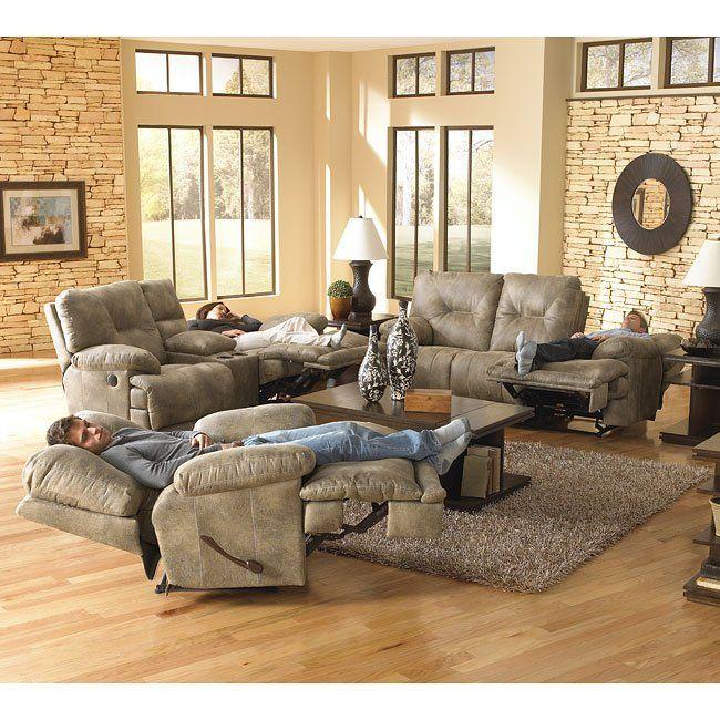 Voyager Lay Flat Reclining Living Room Set Reclining Sofa Living Room Living Room Sets Reclining Sofa