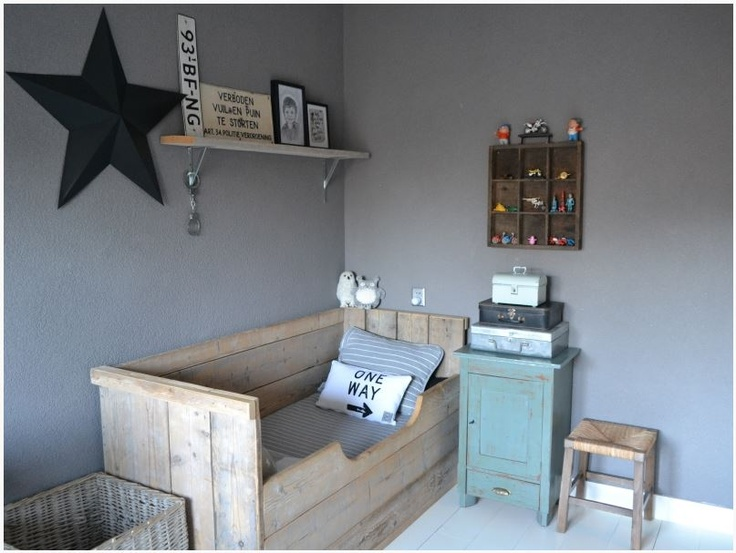 Ideeen Slaapkamer Peuter : Mommo Design Boys Rooms