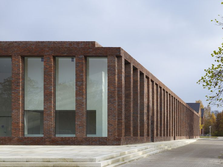 Galería - Universidad Jacobs / Max Dudler and Dietrich Architekten - 23