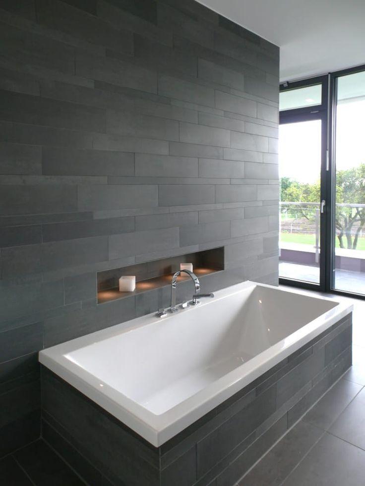 Wohnhaus solingen: badezimmer von bahl architekten bda,modern