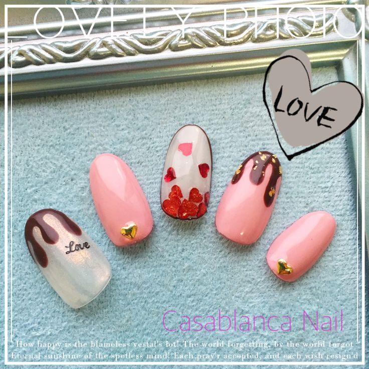 Valentin nail