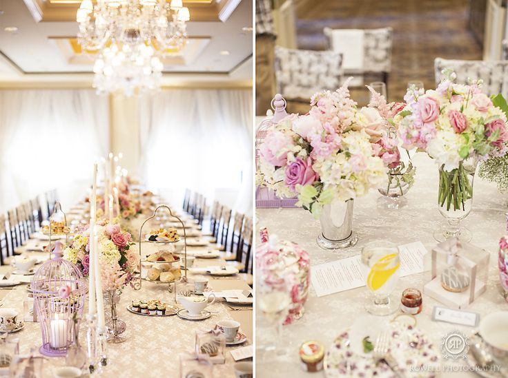 Pin by rowell photography on pink wedding inspirations for Afternoon tea decoration ideas