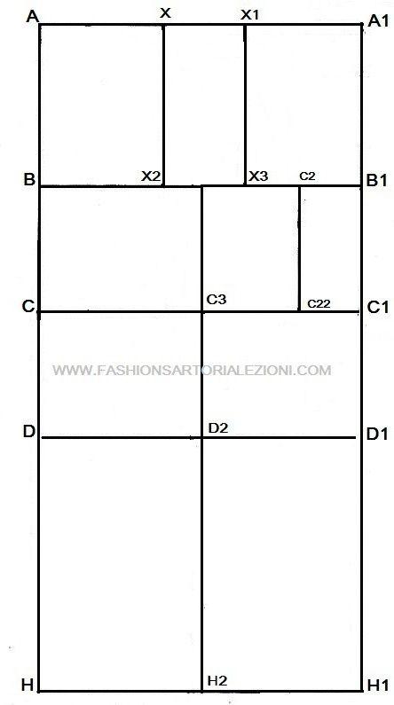 Realizzeremo un modello base per un abito tubino aderente su misura, che successivamente sarà un ottima base per modellare altri abiti. Se preferite abito meno aderente o più comodo costruzione e...