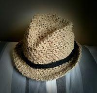 Happy yarn Jobs: Hattmönster!/Hat pattern!