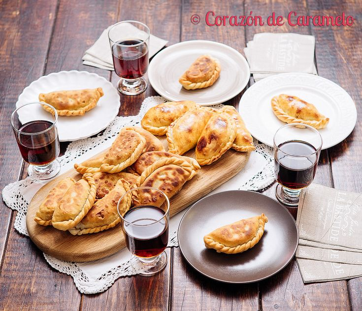 Empanadas Argentinas de Carne | Receta familiar