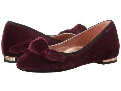 Burberry Kids - K1-Millford (Toddler/Little Kid) (Deep Claret) Girl's Shoes