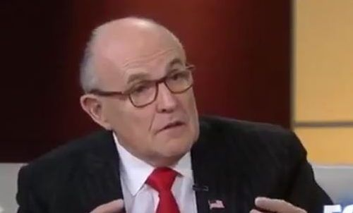 Giuliani to head new cybersecurity group for Trump admin, will rely on private sector to get the job done