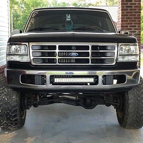#mulpix 6.4 bumper....... On a obs zaaaammmmm #???? #wow #obs #ford