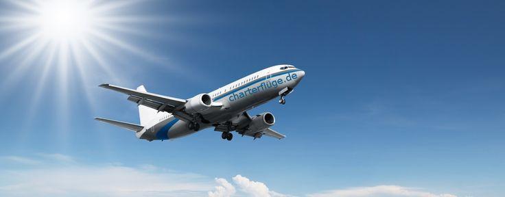 Charterflüge, Charterflug, Flug, Billig Flüge bei Charterfluege.de