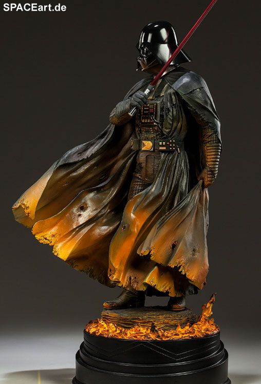 Star Wars: Darth Vader - Mythos Statue, Statue ... http://spaceart.de/produkte/sw009.php