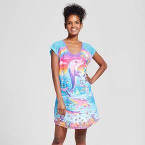 Women's Lisa Frank Sleep Shirt