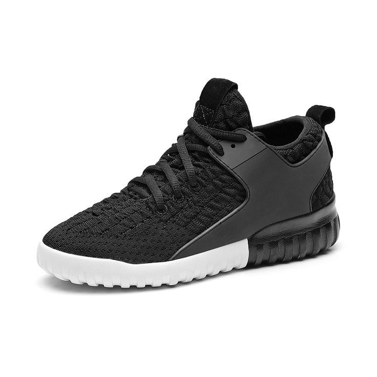 TIOSEBON Women's Fashionable Lightweight Walking Shoes Comfy Knit Stretchy  Fabric Breathable Sneakers Casual Workout Gym Shoes Running Tennis Shoes  8.5 US ...