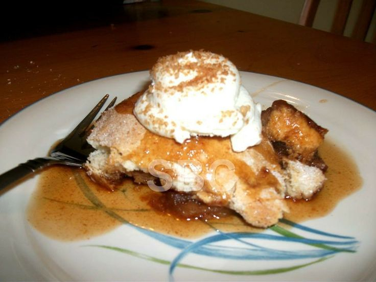 Hot Apple Dumplings - Diabetic Friendly