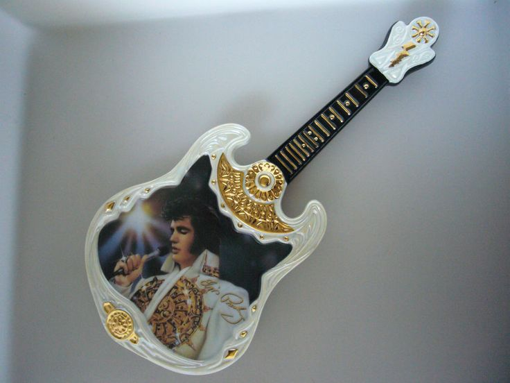 Elvis Entertainer of the Century Plate Bradford Exchange 1977 The Dream