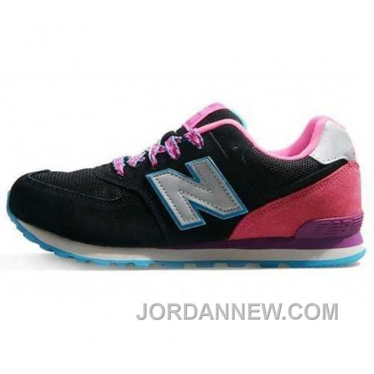 http://www.jordannew.com/new-balance-574-womens-black-pink-authentic.html NEW BALANCE 574 WOMENS BLACK PINK AUTHENTIC Only 69.95€ , Free Shipping!