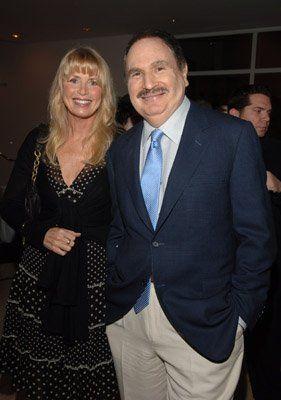 Gabe Kaplan and Marcia Strassman