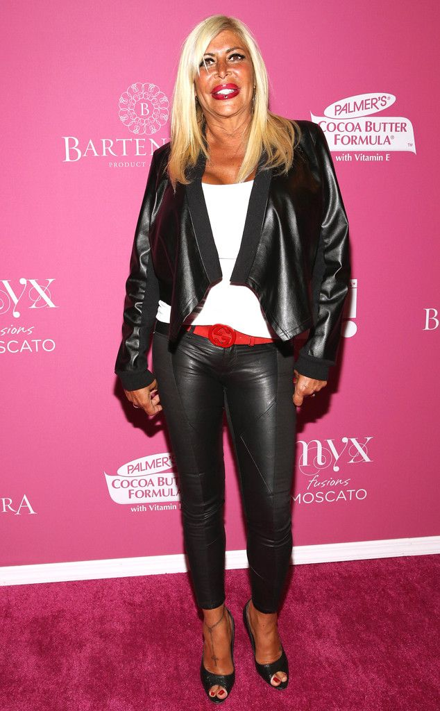 """RIP  Angela """"Big Ang"""" Raiola  The Mob Wives fan-favorite losther battle to cancer on Feb. 18."""