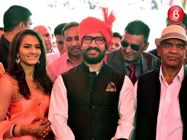 Here's why Geeta Phogat refused to accept a 'Shaadi Ka Joda' from Aamir Khan