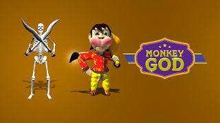Monkey God Game - Adventure Games for Kids: Monkey God Game : Adventure Game for Kids
