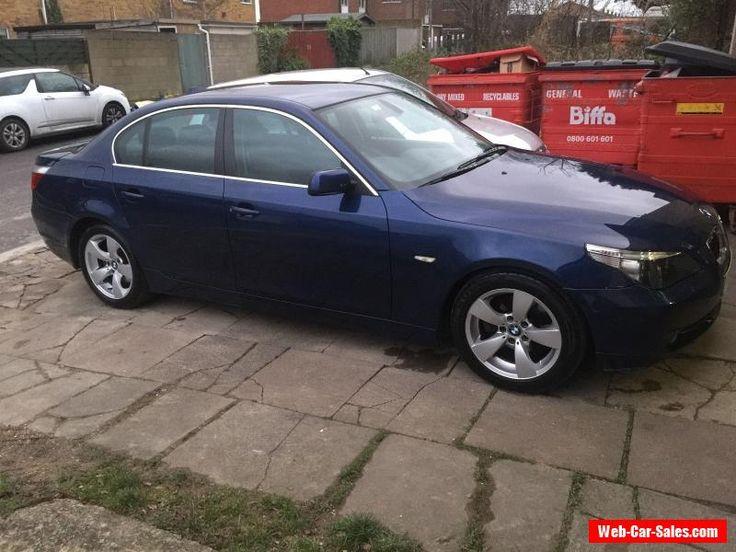 2005 BMW 525D SE BLUE #bmw #525dse #forsale #unitedkingdom