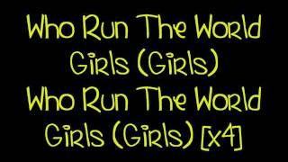Beyoncé - Run The World (Girls) [Lyrics] HD, via YouTube.