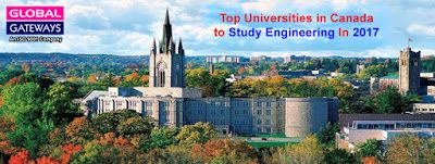 Top Universities in Canada to Study Engineering In 2017  Students who choose to study engineering at a Canadian university have a wide range of career options, particularly if they choose to stay in Canada after graduation.  Recently, Maclean's Magazine released its 2017 rankings of Canadian universities across eight popular study areas: Engineering, Biology, Computer Science, education, environmental  science, medicine, mathematics, Nursing, and psychology. Read on to find out more about t