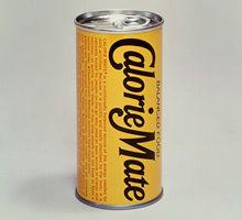 カロリーメイト缶(ミルク味)