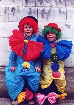Cómo hacer un disfraz casero para carnaval