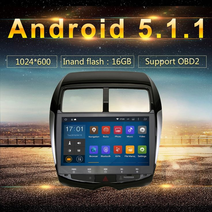 "249.05$  Buy here - Android 5.1 2Din Car GPS Player Navi for Mitsubishi ASX RVR Outlander Sport Citroen C4 Aircross Puegeot 4008 with 10.2""Quad Core   #magazine"