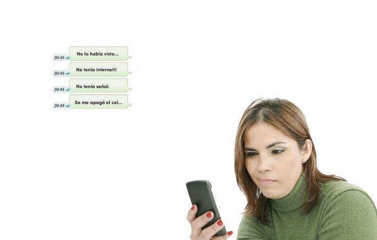 Desactiva el doble check azul de Whatsapp