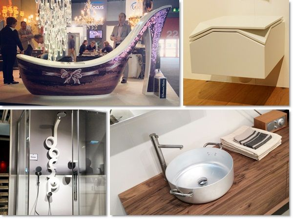 Latest bathroom trends (from Milan Design Week) #SaloneBagno #isaloni #MilanoDesignWeek #Saloneinternazionaledelmobile