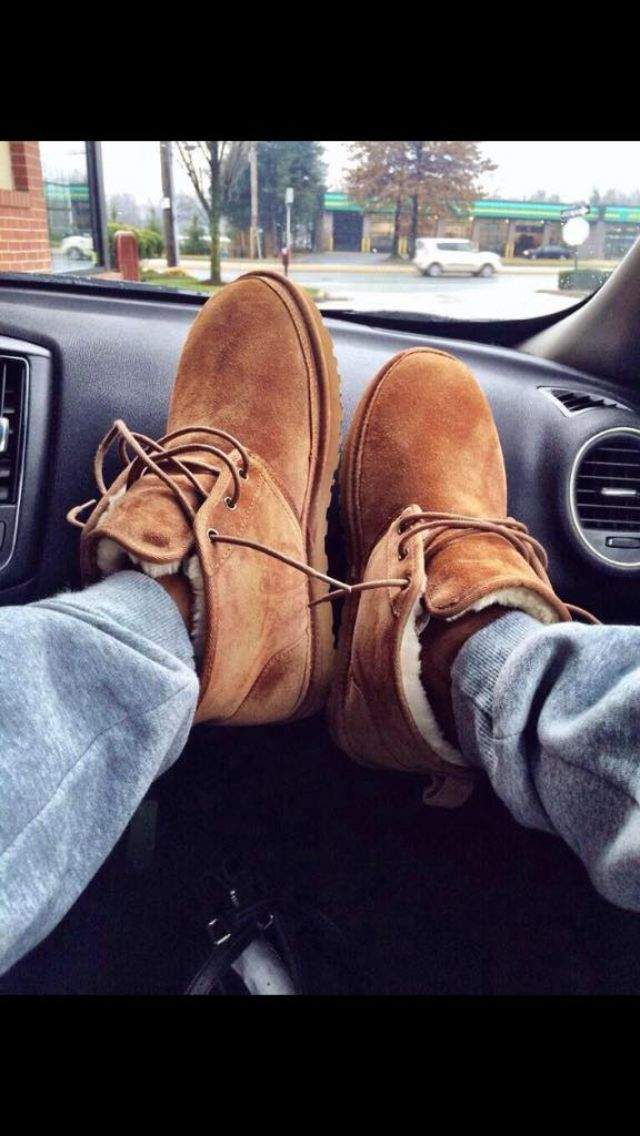 I hate ugg boots but i love these.