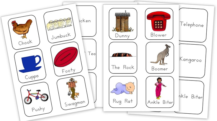 Our Worldwide Classroom: Free Printable Australia Day Learning Packet