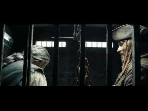 Pirates of the Caribbean 4 Bloopers. - YouTube
