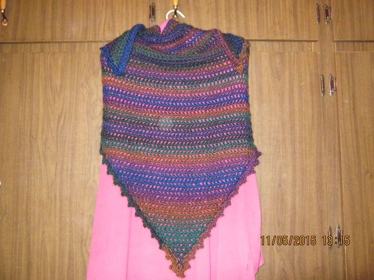 Sweet November scarf