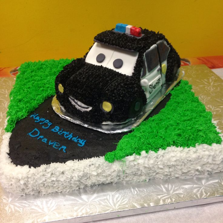25 Best Images About Cop Cakes On Pinterest Birthday
