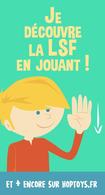 39 best ♕ LSF Langue des Signe Française images on