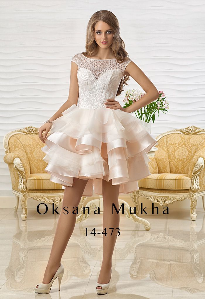 Splendid evening dress #OksanaMukha #eveningdress #eveninggown #elegant #chic #prom