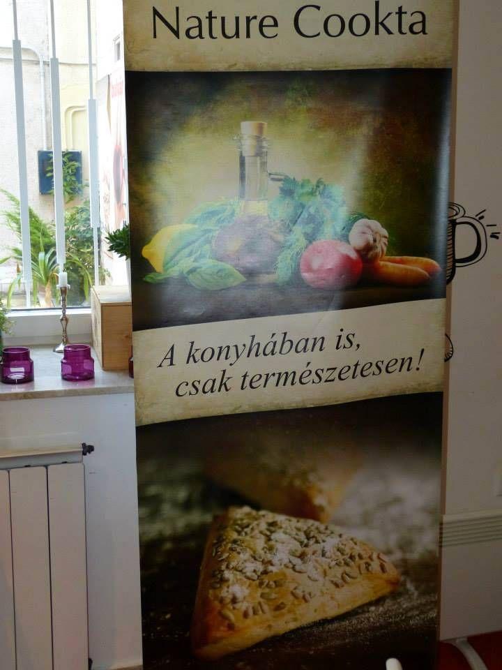 Nature Cookta - A konyhában is csak természetesen