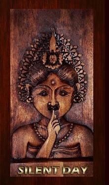 Shhhhhh ... It's Nyepi