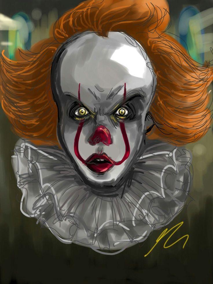 Pennywise   Pennywise the clown, Pennywise the dancing ...