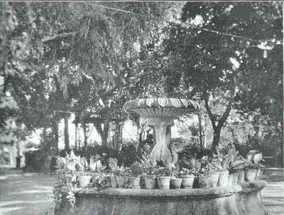 La quinta de Vista Alegre, Carabanchel Bajo, Madrid La finca la compró José de Salamanca, a la postre marqués de Salamanca, quien todavía enriqueció más los jardines y mandó construir un palacio nuevo