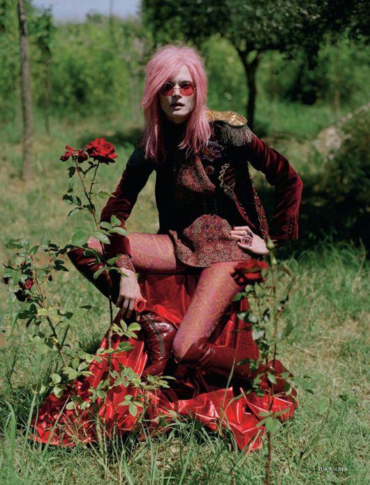 British Vogue | Tim Walker | F.TAPE