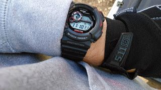 casio g-shock tough solar