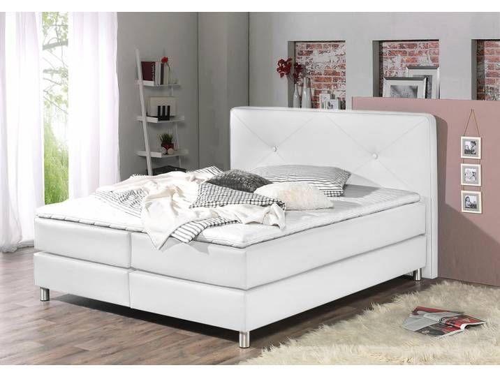 Maintal Boxspringbett 160x200 Cm Weiss Home Decor Furniture Home